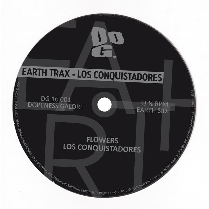 EARTH TRAX - Los Conquistadores