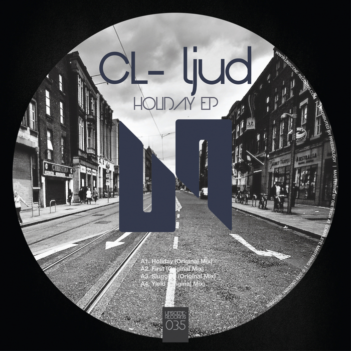 CL-LJUD - Holiday EP