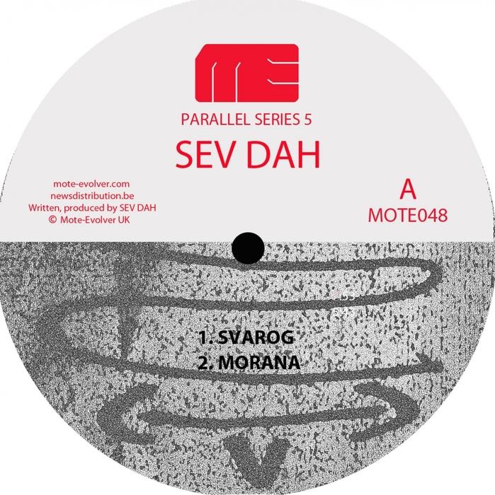 SEV DAH/JEFF RUSHIN - Parallel Series 5