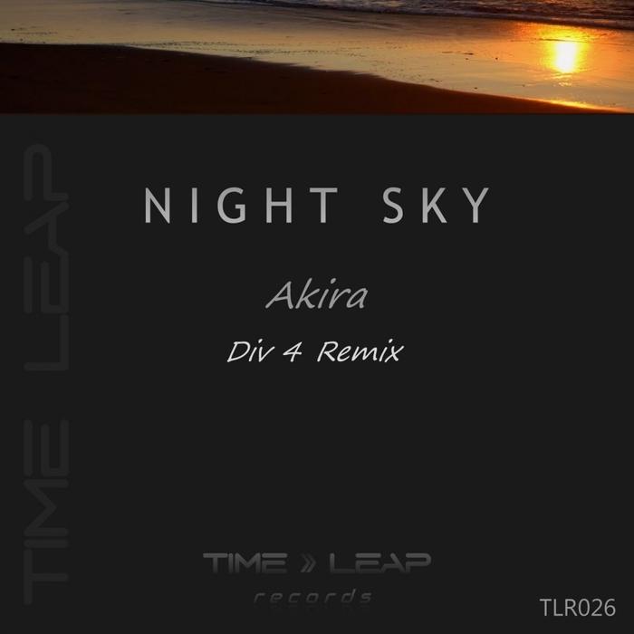 NIGHT SKY - Akira