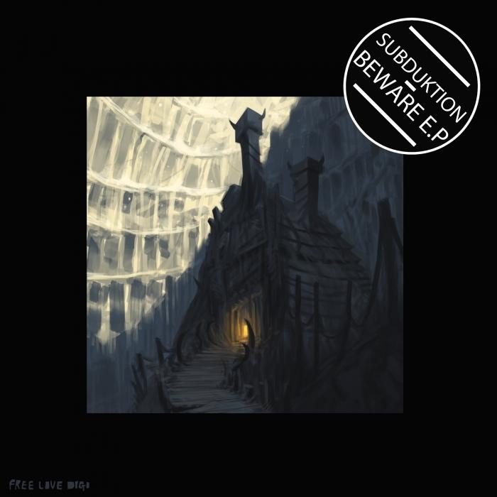 SUBDUKTION - Beware EP