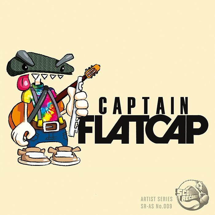 CAPTAIN FLATCAP - Captain Flatcap LP