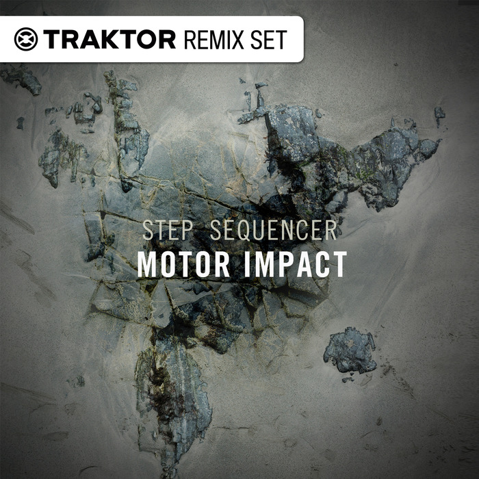 NATIVE INSTRUMENTS - Motor Impact - Step Sequencer Drum Sounds