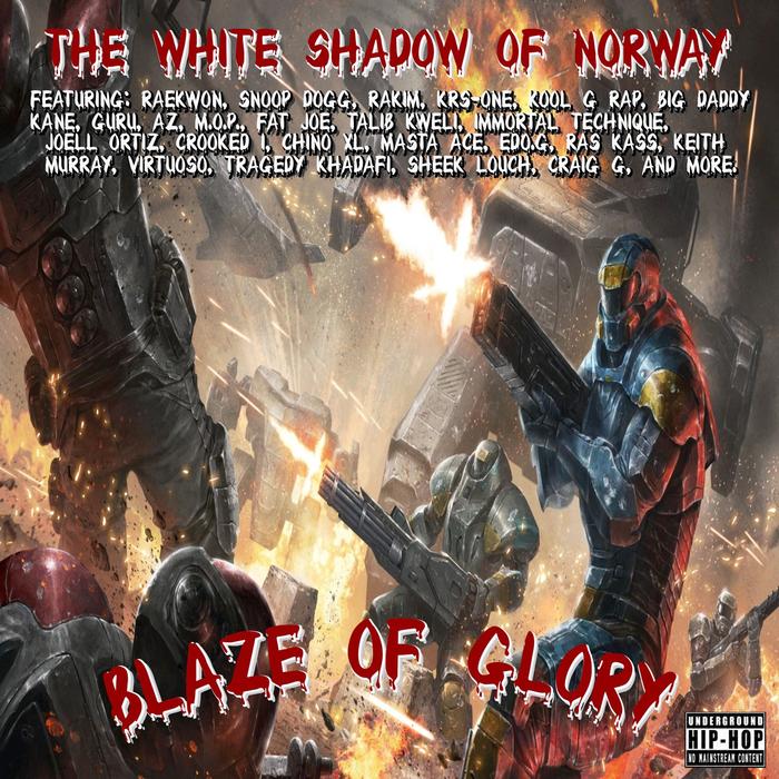 THE WHITE SHADOW - Blaze Of Glory