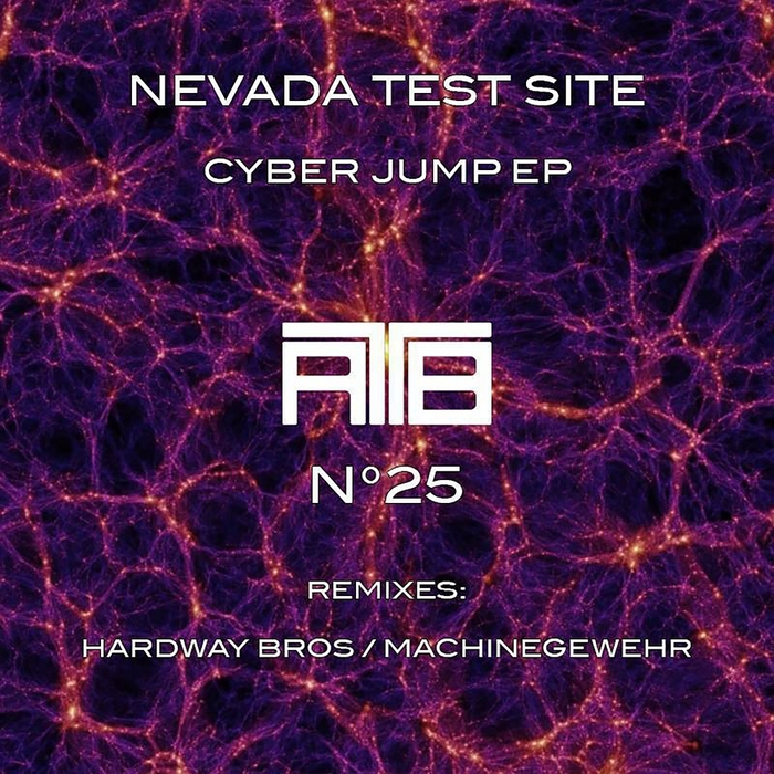 NEVADA TEST SITE - Cyber Jump EP