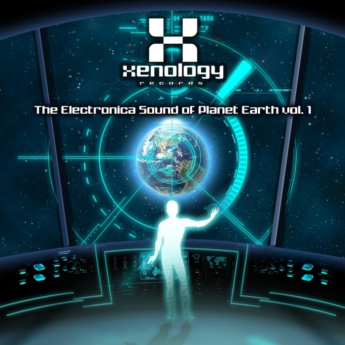 VARIOUS - The Electronica Sound Of Planet Earth Vol 1