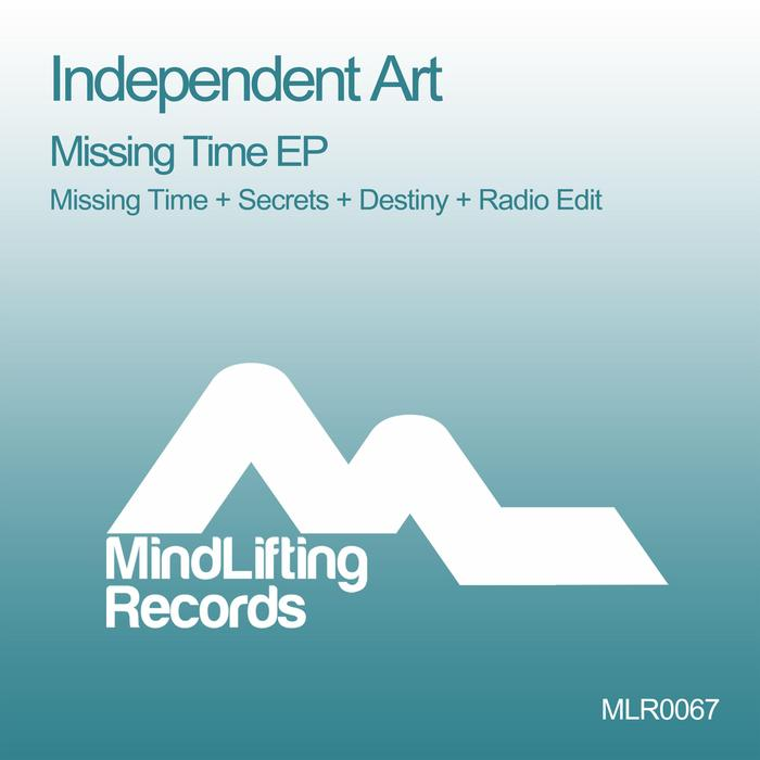 INDEPENDENT ART - Missing Time EP