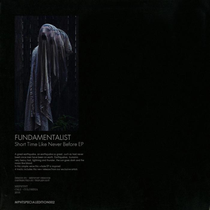 FUNDAMENTALIST - Short Time Like Never Before EP