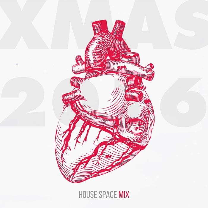 VARIOUS - House Space Mix Xmas 2016
