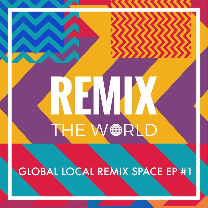 MANIERE DES BOHEMIENS/DILA V/THE ODDBEATS/FORTY THIVES ORKESTAR/ZION TRAIN - Remix The World #1
