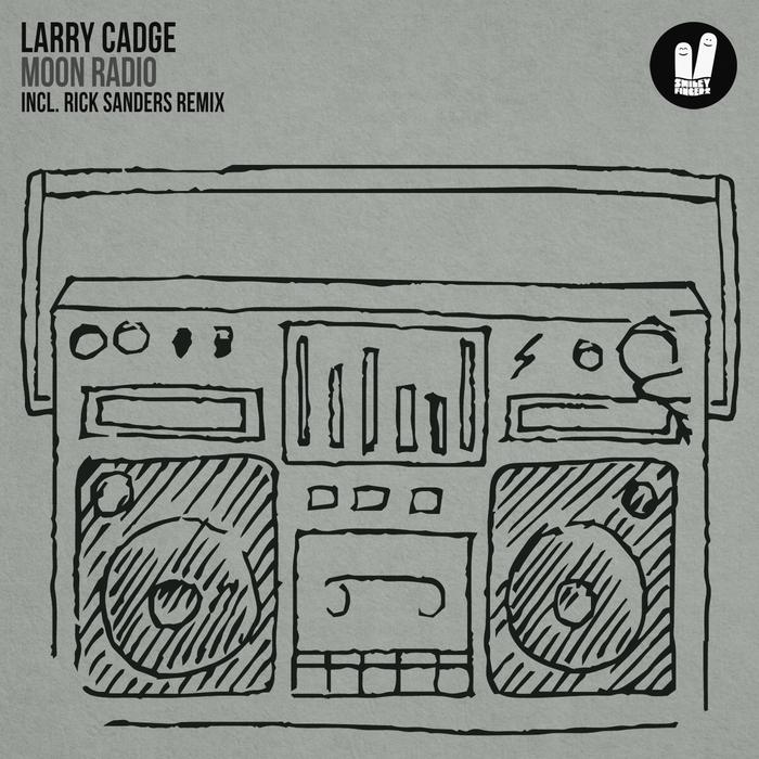 LARRY CADGE - Moon Radio