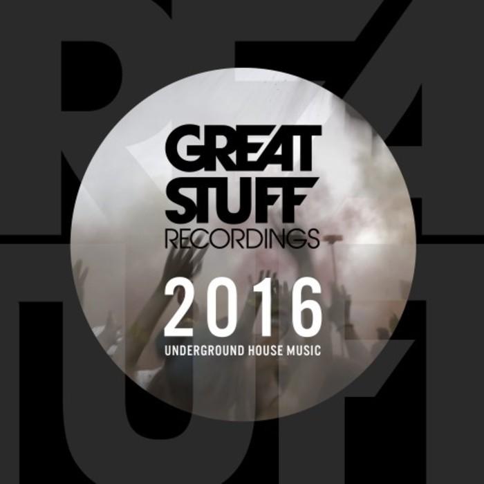VARIOUS - Great Stuff Present Best Of 2016