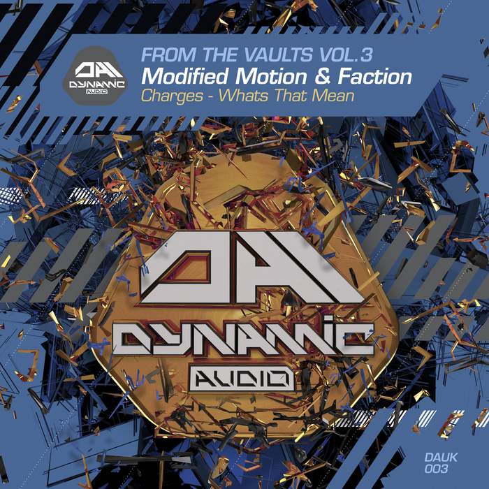 MODIFIED MOTION & FACTION - Whats That Mean
