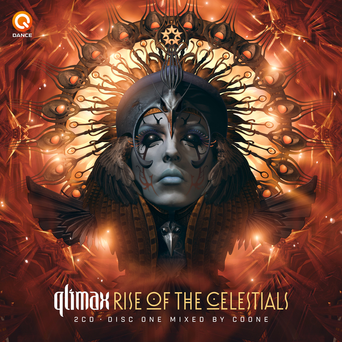 VARIOUS - Qlimax 2016 Rise Of The Celestials