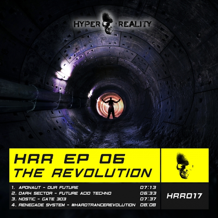 APONAUT/DARK SECTOR/NOSTIC/RENEGADE SYSTEM - The Revolution EP