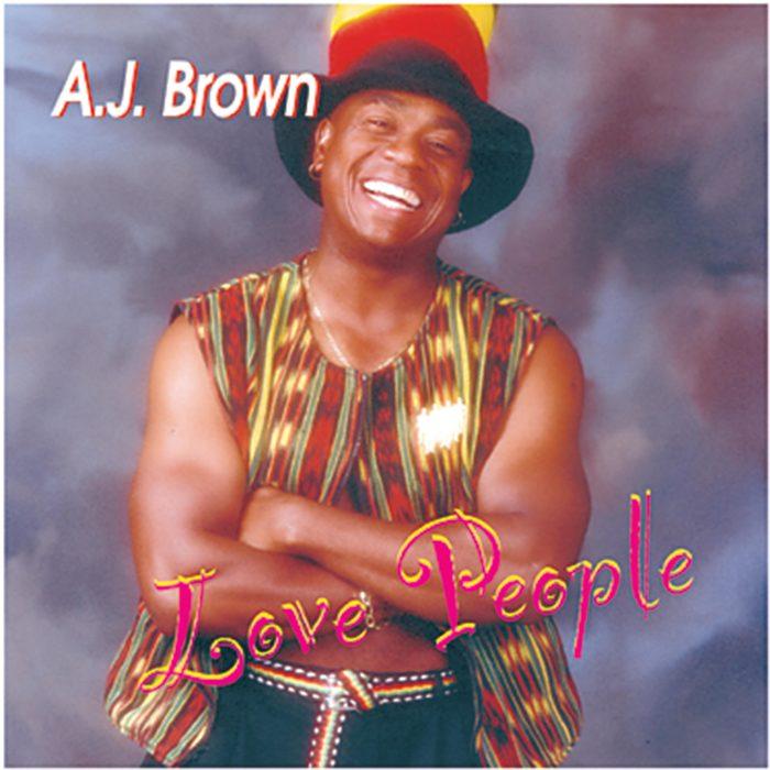 AJ BROWN - Love People