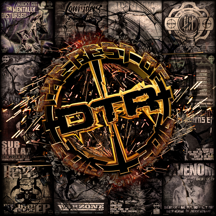 VARIOUS - The Best Of DTR 2015/2016