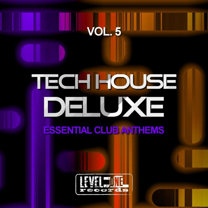 VARIOUS - Tech House Deluxe Vol 5 (Essential Club Anthems)