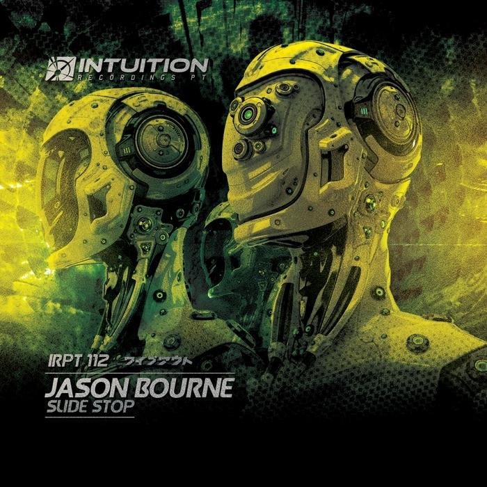 JASON BOURNE - Slide Stop