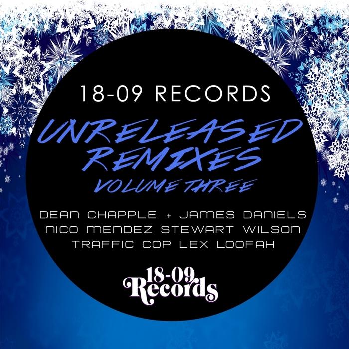 CRAIG HUGHES/ROERSCHACH/LIBS/BOBBY HARVEY - Unreleased Remixes Vol 3