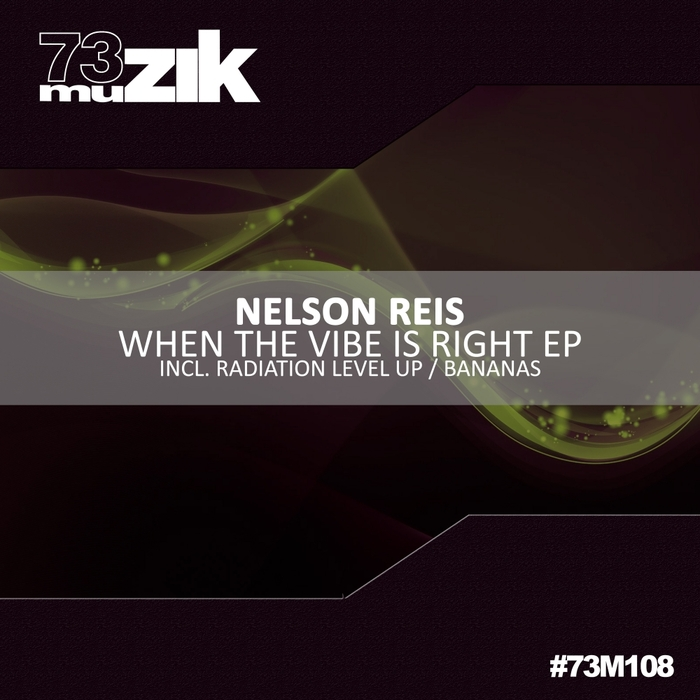 NELSON REIS - When The Vibe Is Right