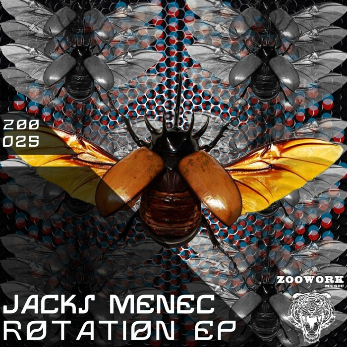 JACKS MENEC - Rotation EP
