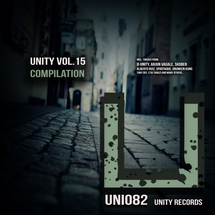VARIOUS - Unity Vol 15 Compilation
