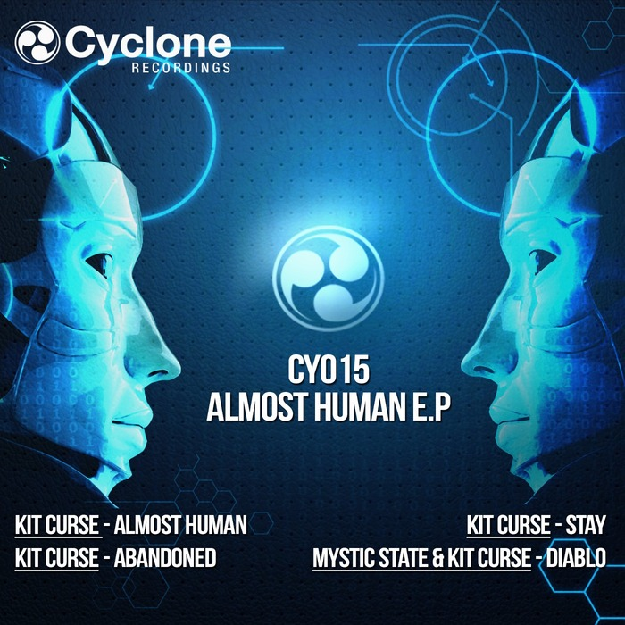 KIT CURSE - Almost Human EP