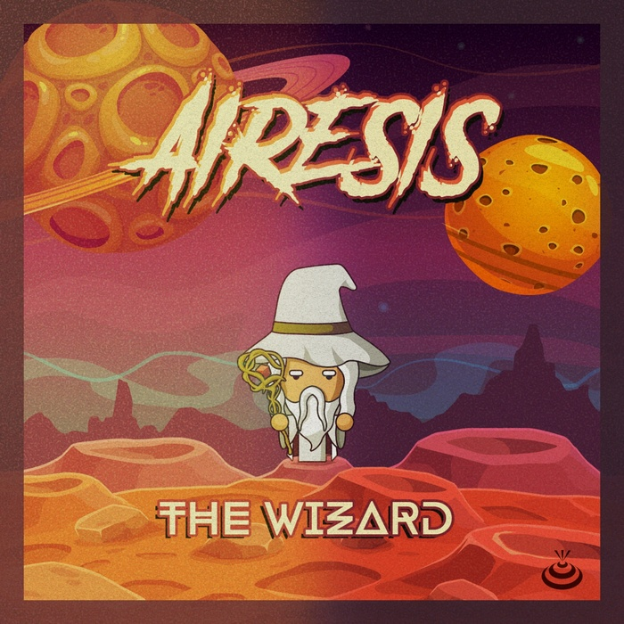 AIRESIS - The Wizard EP