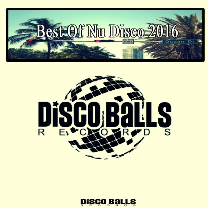 VARIOUS - Best Of Nu Disco 2016