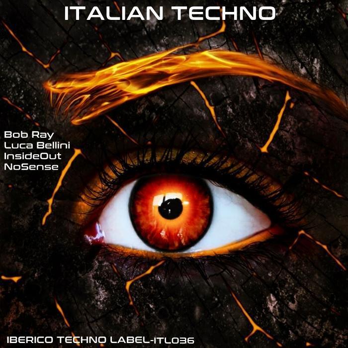 VARIOUS - Italian Techno
