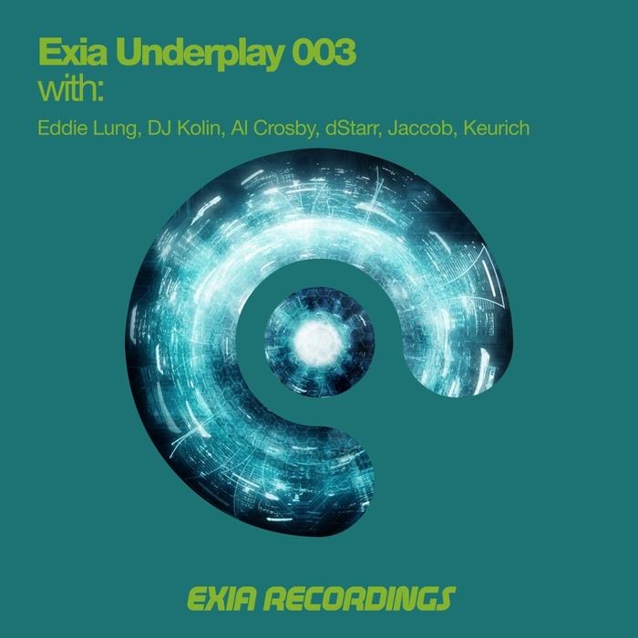 AL CROSBY/EDDIE LUNG/KEURICH - Exia Underplay 003