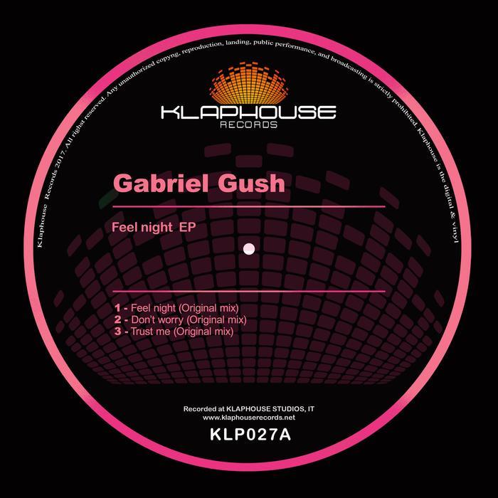 GABRIEL GUSH - Feel Night