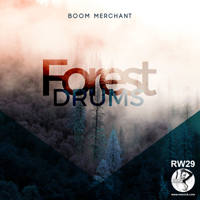 BOOM MERCHANT - Forest Drums