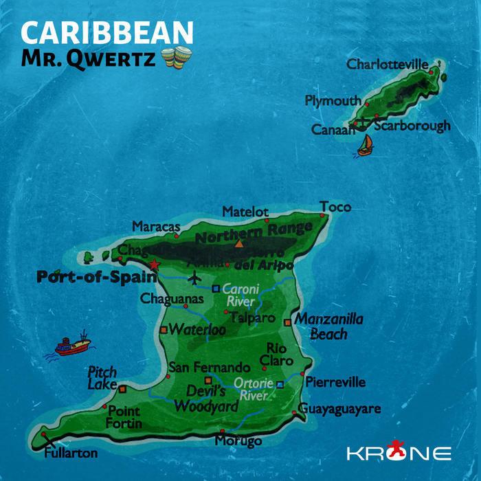 MR QWERTZ - Caribbean