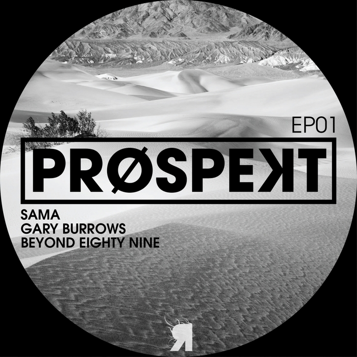 SAMA/GARY BURROWS/BEYOND EIGHTY NINE - Prospekt EP01