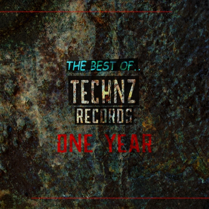 VARIOUS - The Best Of Technz Records.. 1 Year