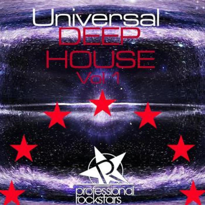 IAN LUDVIG/NINO BELLEMO/ROCKSTAR/COREY BIGGS/PAUL2PAUL - Universal Deep House Vol 1