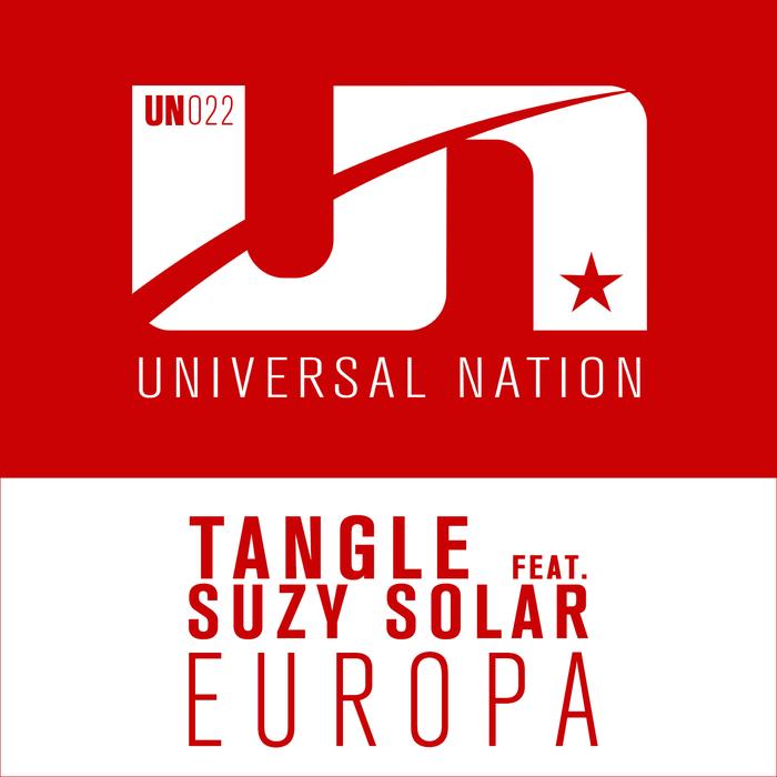 TANGLE feat SUZY SOLAR - Europa