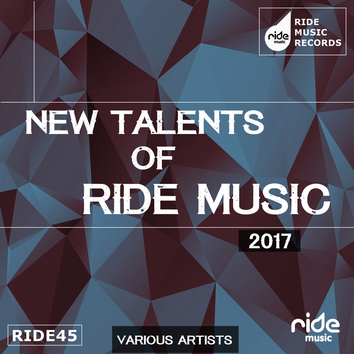 VARIOUS - New Talents Of Ride Music 2017