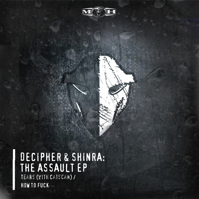 DECIPHER & SHINRA - The Assault EP