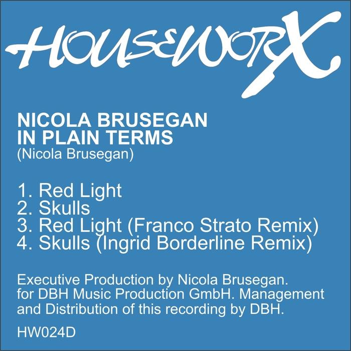 NICOLA BRUSEGAN - In Plain Terms