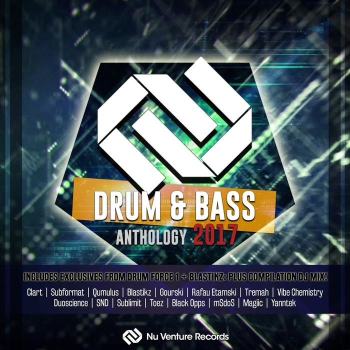 VARIOUS - Drum & Bass Anthology/2017