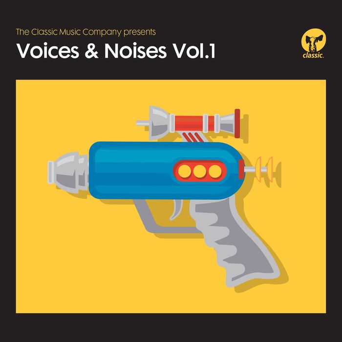 VARIOUS - The Classic Music Company Presents Voices & Noises, Vol  1