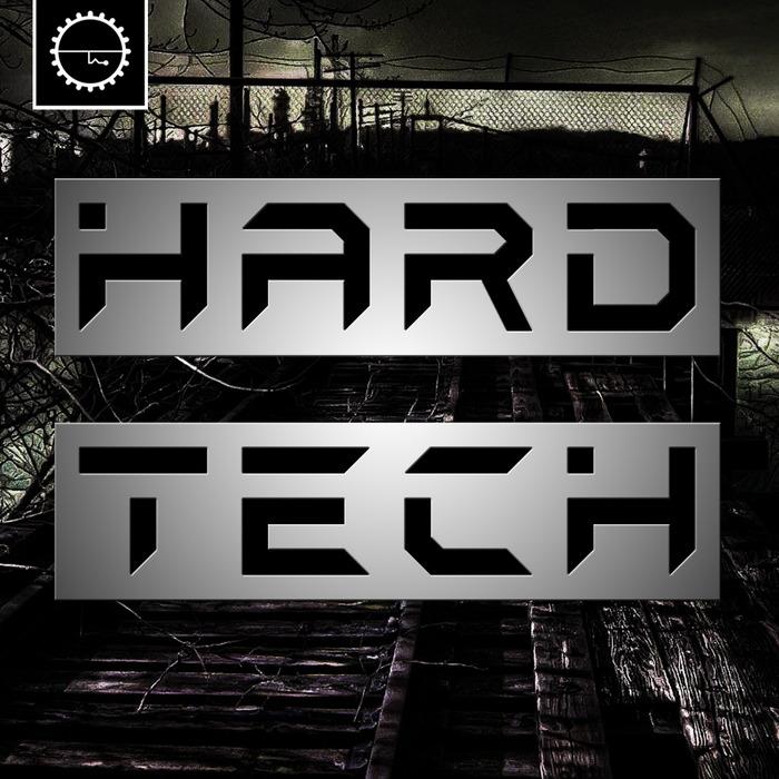 INDUSTRIAL STRENGTH RECORDS - Hard Tech (Sample Pack WAV)