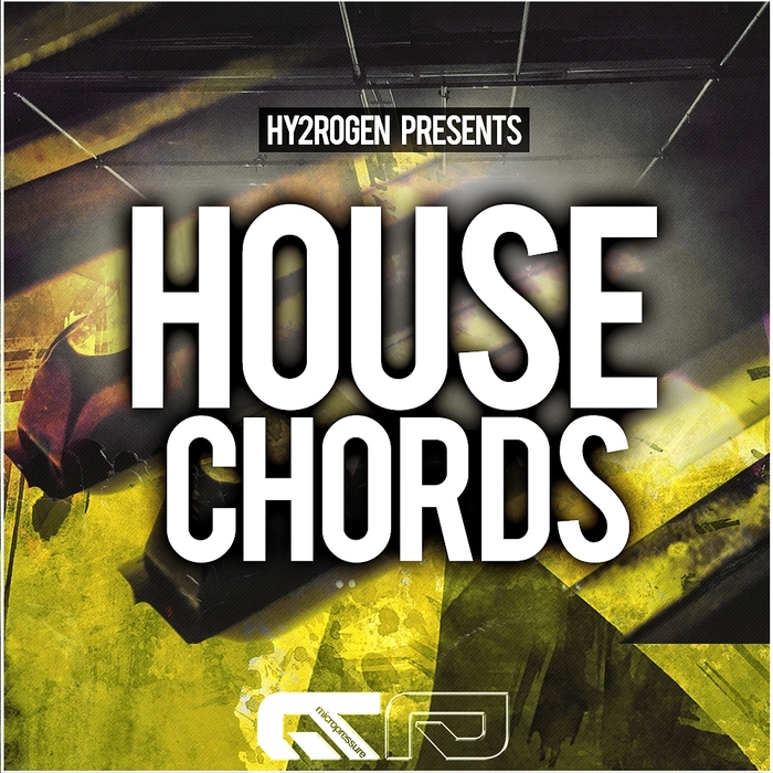 HY2ROGEN - House Chords (Sample Pack WAV/APPLE)