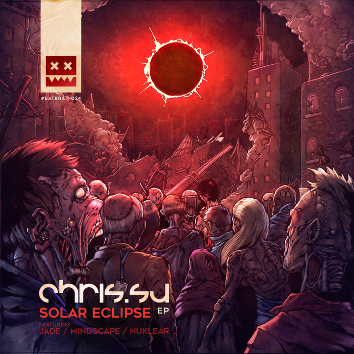 CHRIS SU - Solar Eclipse EP