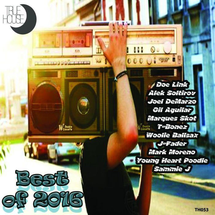 VARIOUS - Best Of 2016