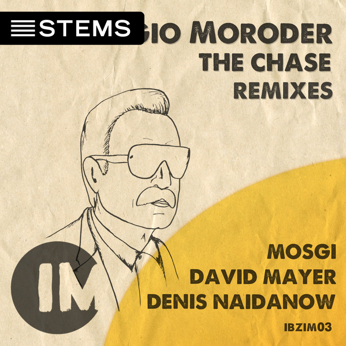 GIORGIO MORODER - The Chase (Remixes)