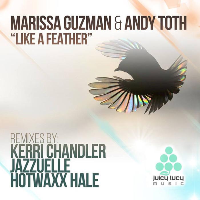 MARISSA GUZMAN - Like A Feather